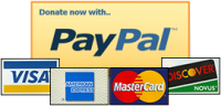 PayPal donations for Project HomeoPublish